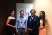 Primi accordi tra Global Capital Trust e lo studio legale Yingke