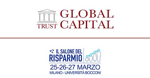 """Marco Zoppi con Global Capital Trust a """"Il Salone del Risparmio"""""""